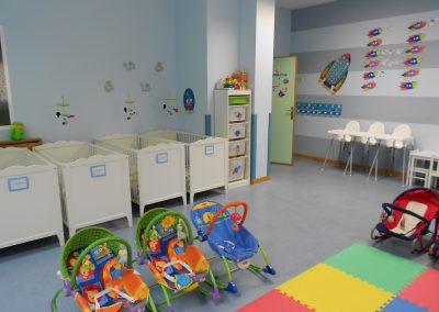 Imagen instalaciones escuela infantil Torrejón de Ardoz