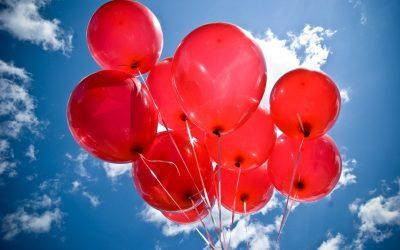 Fiesta del color rojo viernes 29 de marzo de 2019