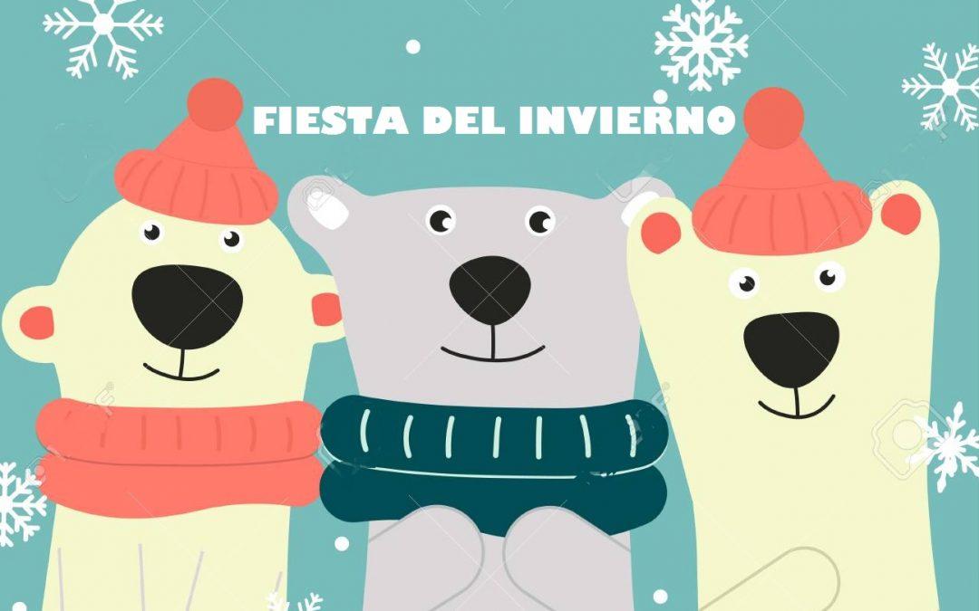 Fiesta del invierno viernes 31 de enero de 2020