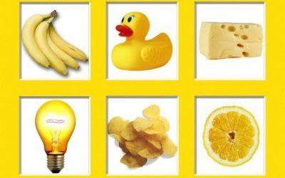 Fiesta del color amarillo viernes 20 de noviembre de 2020