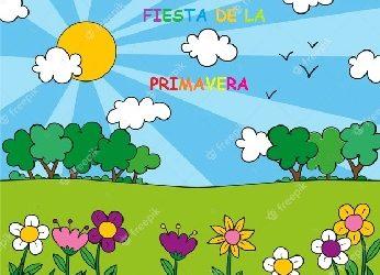Fiesta de la primavera viernes 16 de abril de 2021